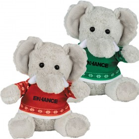 Ugly Sweater Elephants